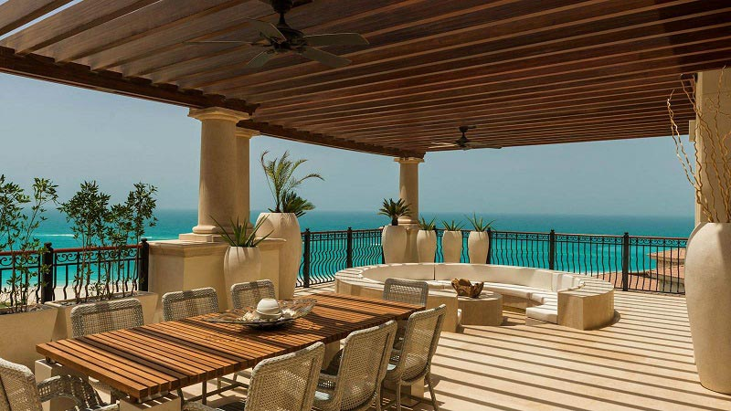 Royal Suite - Luxury Holiday at St Regis Saadiyat Island Resort Abu Dhabi - Just Fly Business