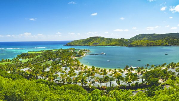 St James Club & Villas in Antigua