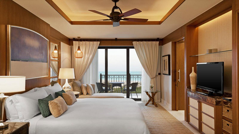 Superior Sea View Room - Luxury Holiday at St Regis Saadiyat Island Resort | Just Fly Business