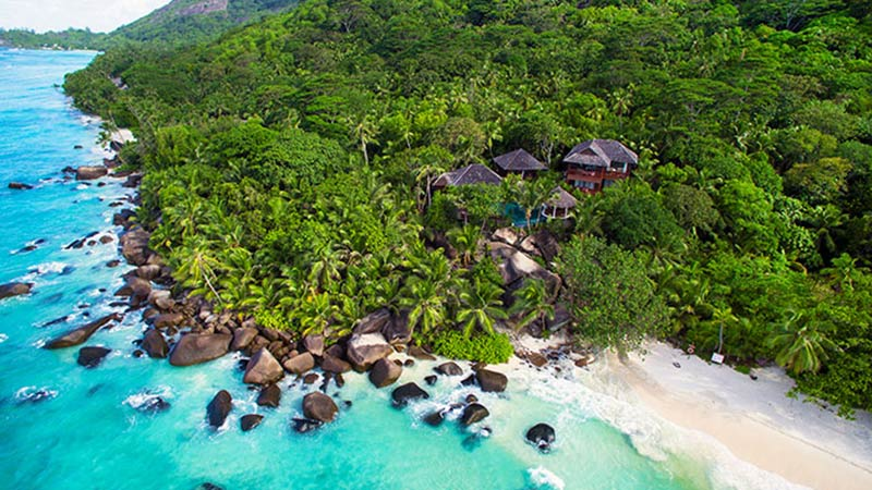 Silhouette Estate - Luxury Holiday at Hilton Labriz Resort Seychelles - Just Fly Business