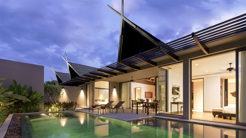 Three Bedroom Connecting Pool Residence at Anantara Mai Khao Phuket