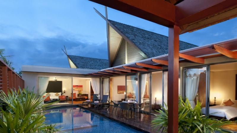 Two Bedroom Pool Residence at Anantara Mai Khao Phuket