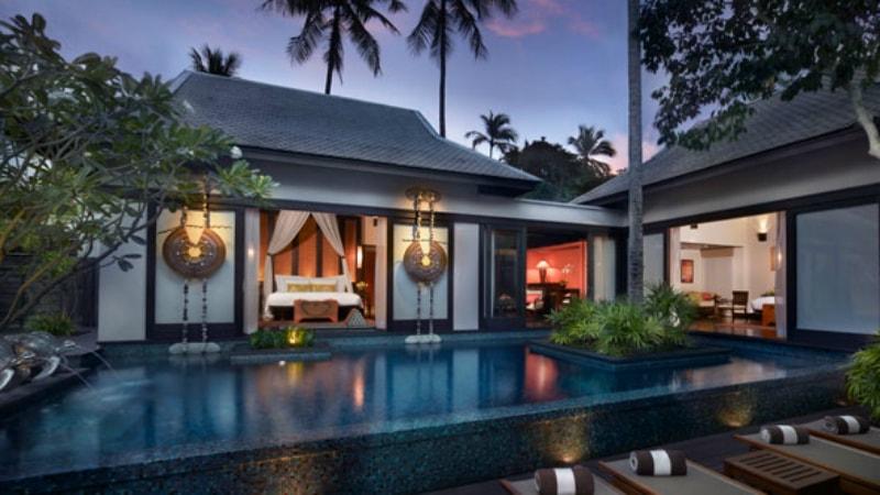 Two Bedroom Royal Villa at Anantara Mai Khao Phuket