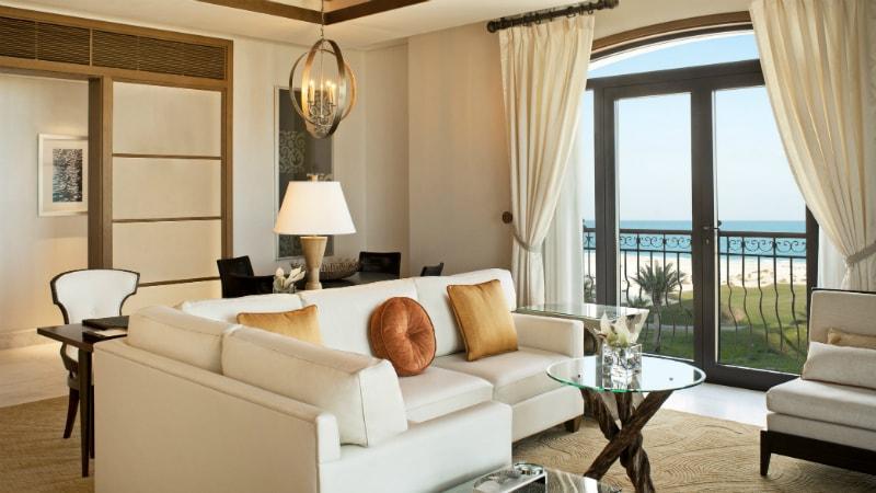 St. Regis Saadiyat Ocean Suite