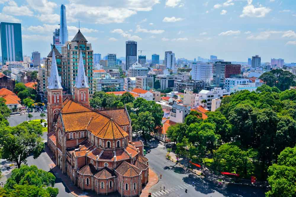 Notre Dame Ho Chi Minh City - Your Next First Class Destination | Just Fly Business