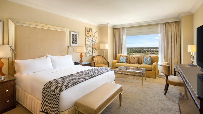 Waldorf Astoria Orlando Deluxe Room