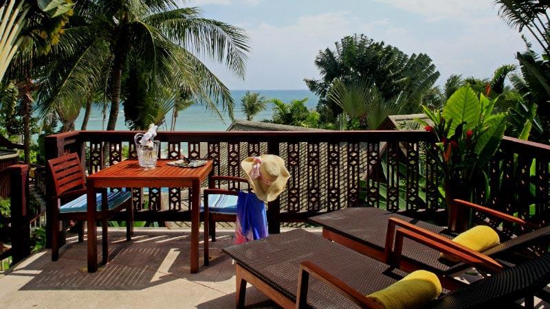 Deluxe Ocean View Villa - Luxury Holiday at Centara Villas Samui Thailand | Just Fly Business