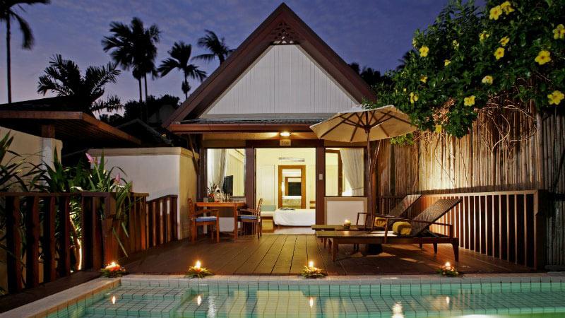 Deluxe Pool Villa - Luxury Holiday at Centara Villas Samui | Just Fly Business