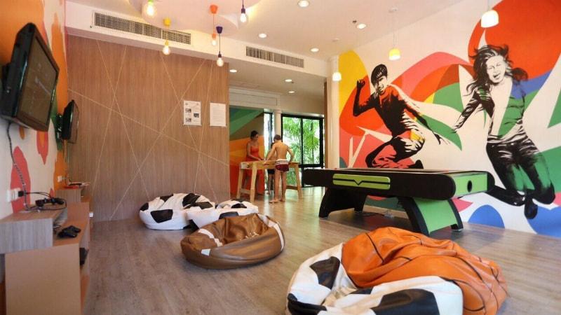 E-Zone at Centara Grand Beach Resort & Villas
