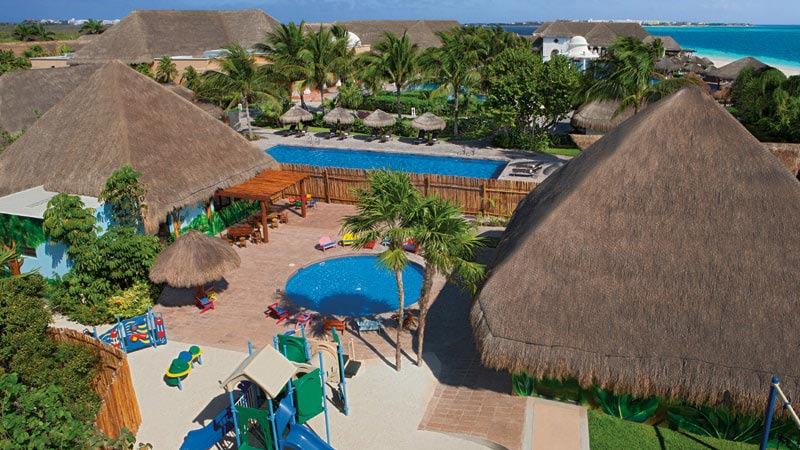 Kids Club - Luxury Holiday at Now Saphire Riviera Cancun | Just Fly Business