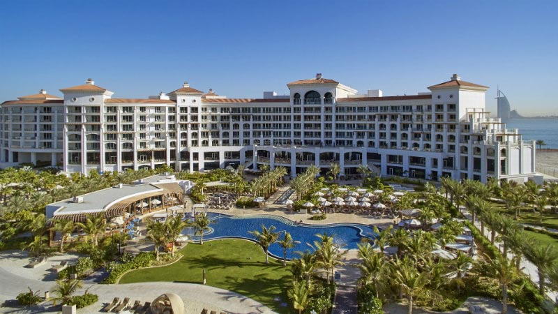 Exterior - Luxury Holiday at Waldorf Astoria The Palm | Just Fly Business