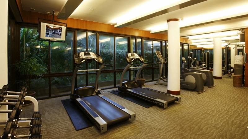 Fitness Centre at Centara Grand Beach Resort & Villas