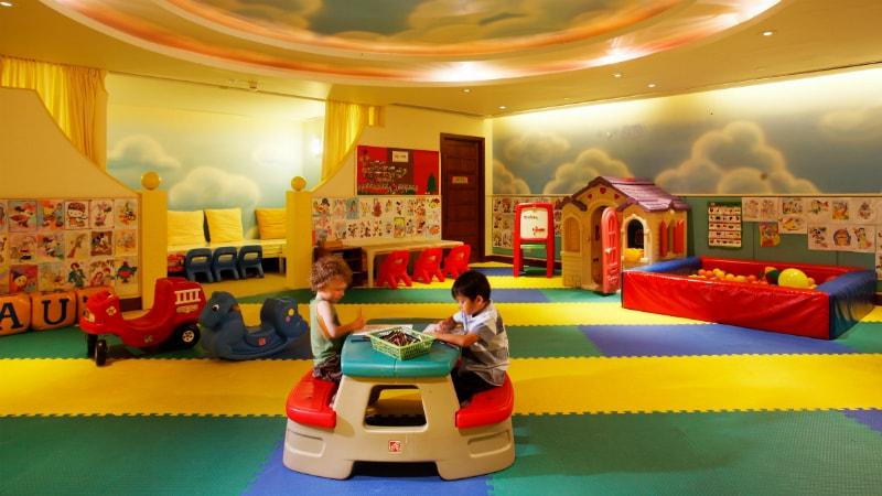 Kids Club at Centara Grand Beach Resort & Villas