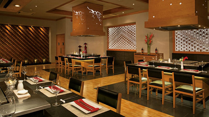 Lemongrass Restaurant - Luxury Holiday at Now Sapphire Riviera | Just Fly Business