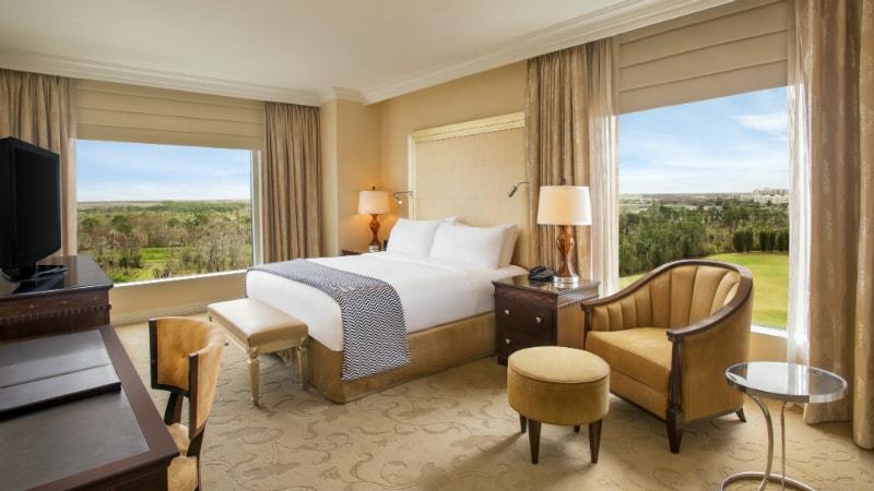Waldorf Astoria Orlando Luxury Suite