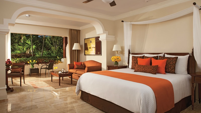 Now Sapphire Riviera Cancun Deluxe Junior Suite Tropical View