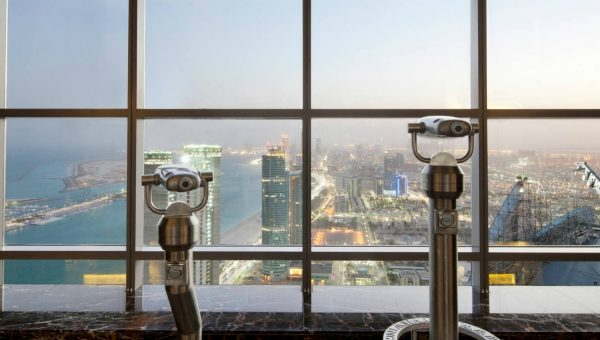 Observation Deck at 300 at Jumeirah at Etihad Towers