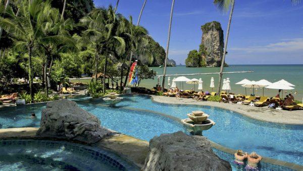 Pool at Centara Grand Beach Resort & Villas