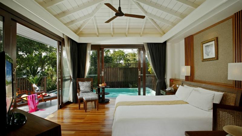 Premium Deluxe Pool Villa - Luxury Holiday at Centara Villas Samui | Just Fly Business