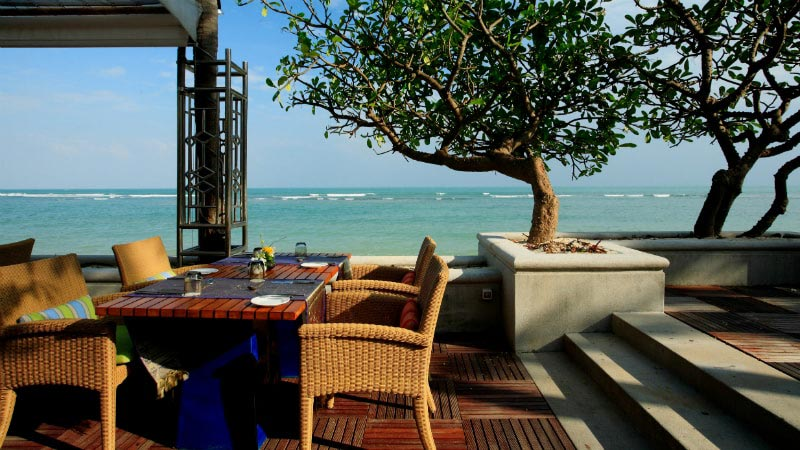 Reef Cafe - Luxury Holiday at Centara Villas Samui | Just Fly Business