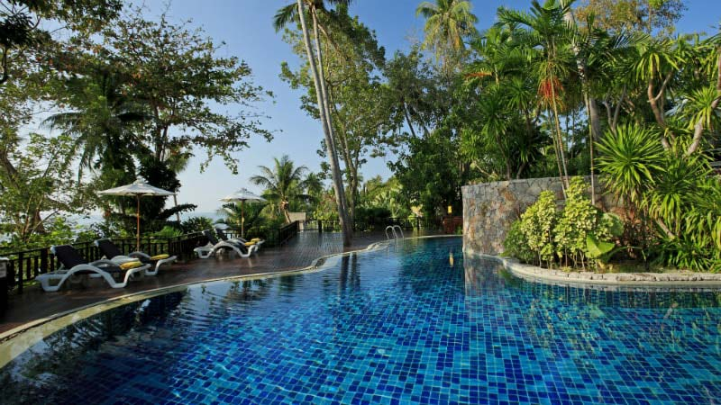 Pool - Luxury Holiday at Centara Villas Samui Koh Samui Thailand - Just Fly Business