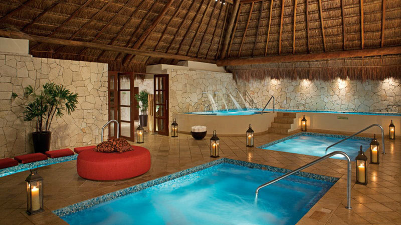 Spa - Luxury Holiday at Now Sapphire Riviera | Just Fly Business