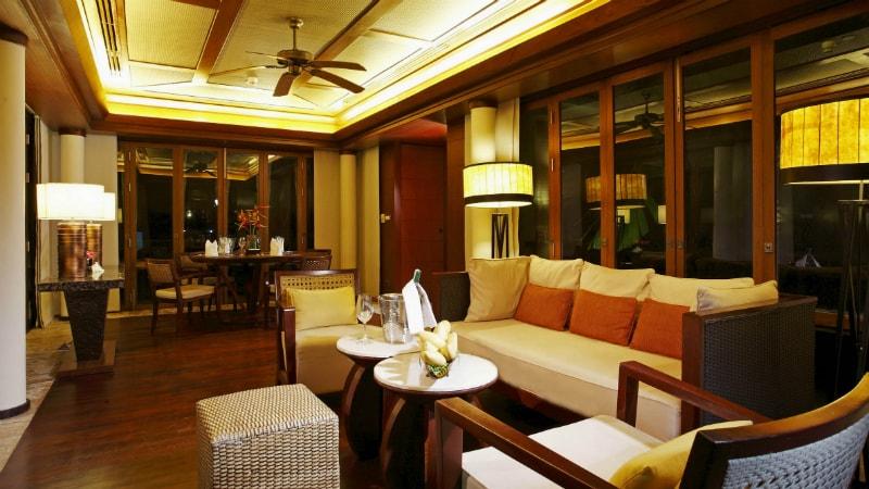 Two Bedroom Beachfront Villa at Centara Grand Beach Resort & Villas