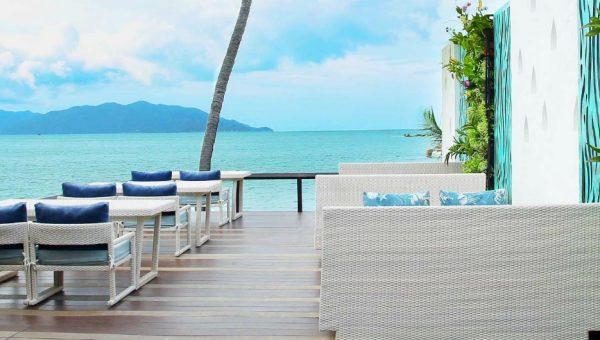 View at Melati Beach Resort & Spa, Koh Samui