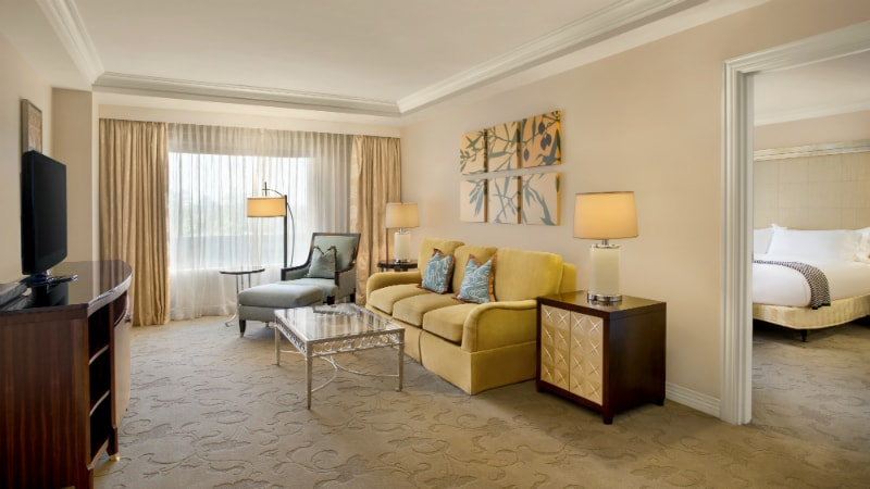 Waldorf Astoria Orlando Deluxe Suite