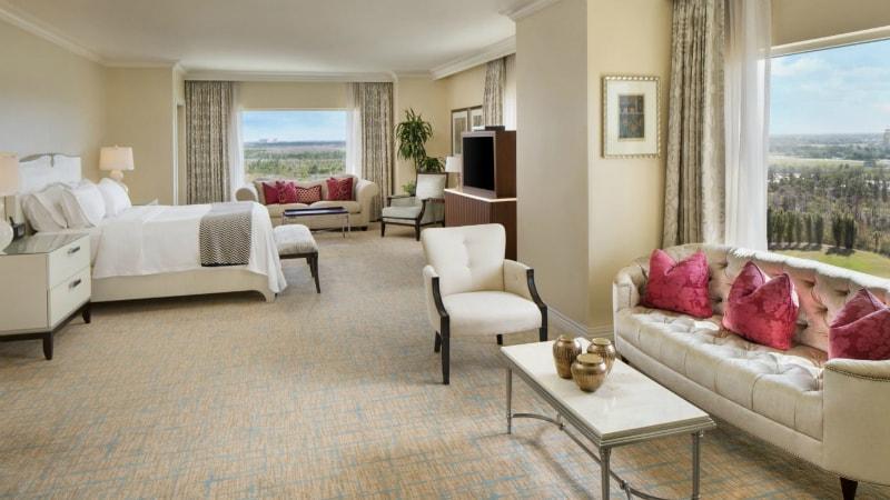 Waldorf Astoria Orlando Presidential Suite