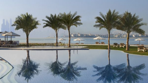 Waldorf Astoria Dubai Palm Jumeirah view