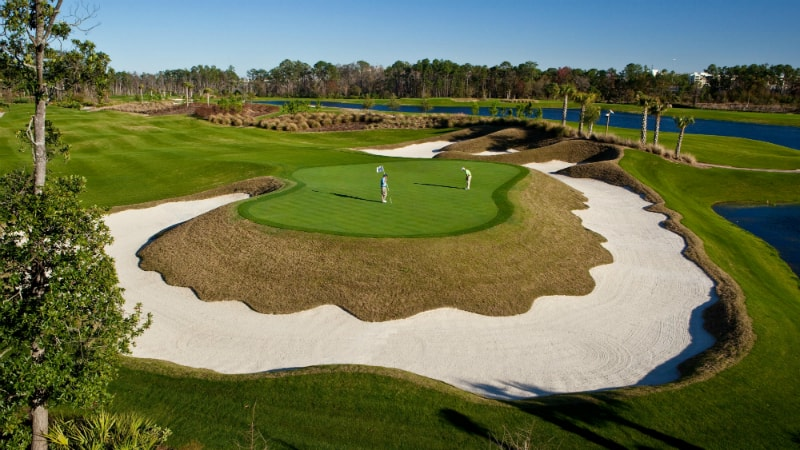 Golf - Luxury Holiday at Waldorf Astoria Orlando | Just Fly Business