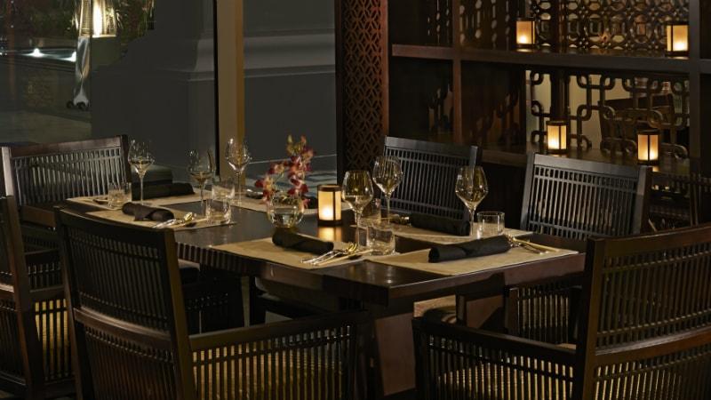 Waldorf Astoria Dubai Palm Jumeirah restaurant Lao