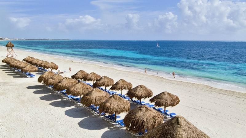 Now Saphire Riviera Cancun sea view