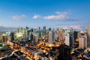 Manila Skyline - Your Next First Class Destination - Just Fly Business