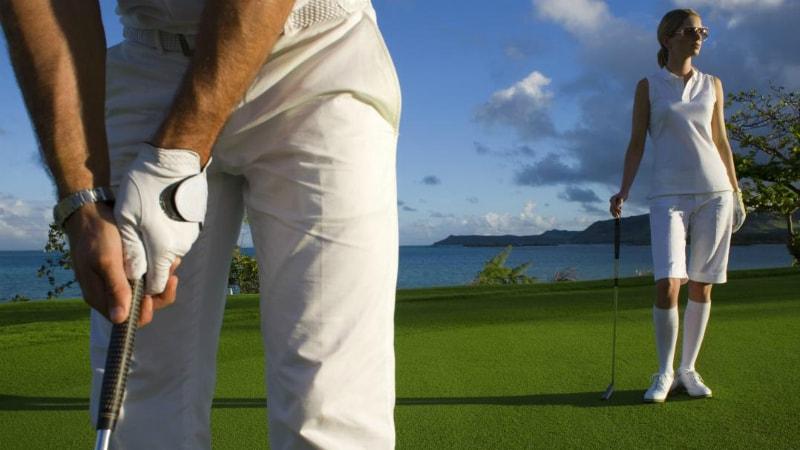 Sugar Beach Mauritius golf