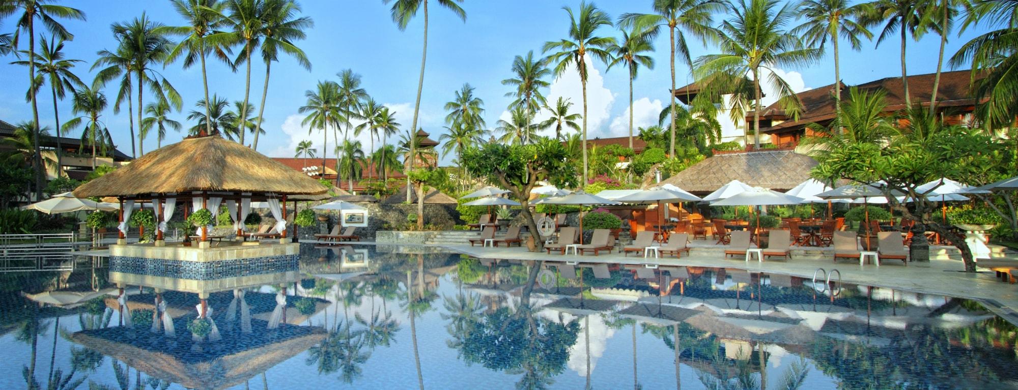 Nusa Dua Beach Hotel & Spa - justflybusiness.co.uk
