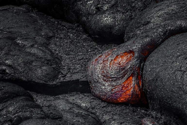Hawaii Volcanoes National Park in Hawaii, USA