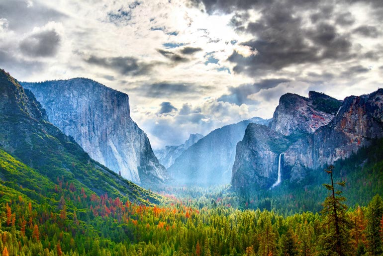 Yosemite National Park - USA National Parks | Just Fly Business