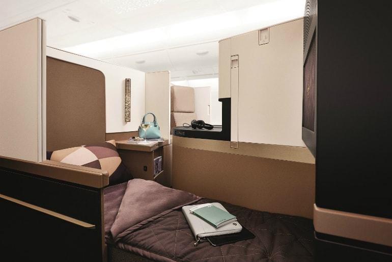 Business Studio for Etihad Business Class
