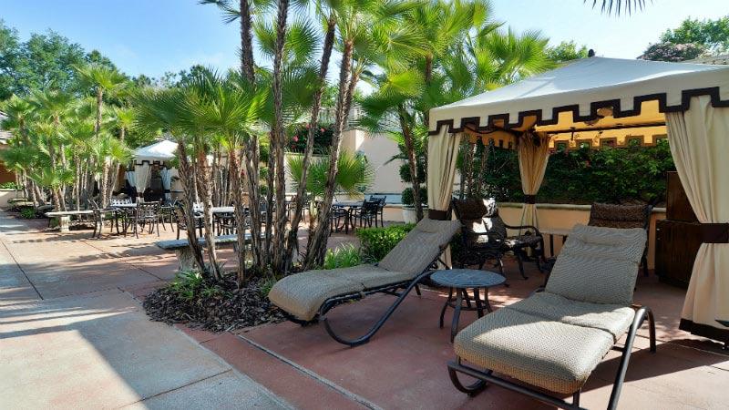Cabanas - Luxury Holiday at Loews Portofino Bay   Just Fly Business