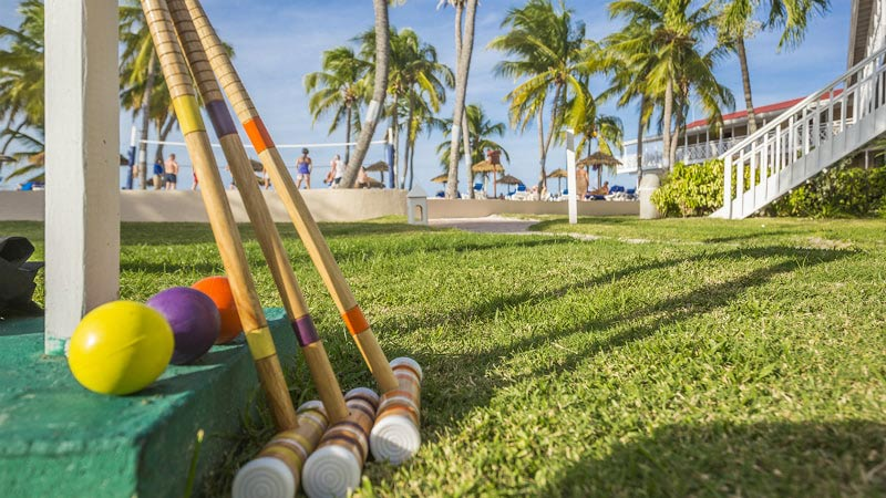 Croquet - Luxury Holiday at Pineapple Beach Club Antigua | Just Fly Business
