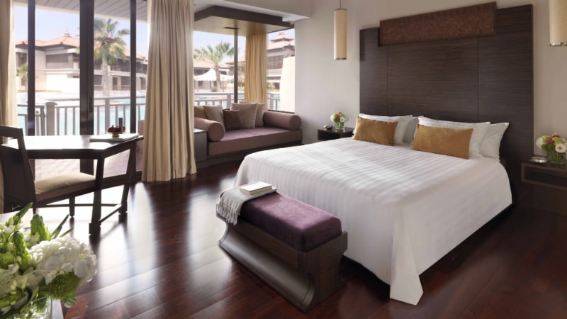 Deluxe Lagoon Access Room at Anantara The Palm, Dubai