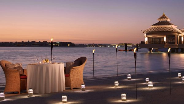 Dining by Design at Anantara The Palm, Dubai