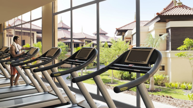 Fitness Centre at Anantara The Palm, Dubai