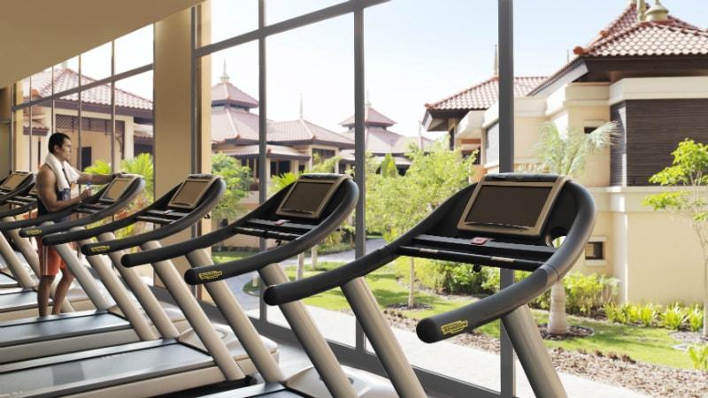 Fitness Centre at Anantara The Palm, Dubai