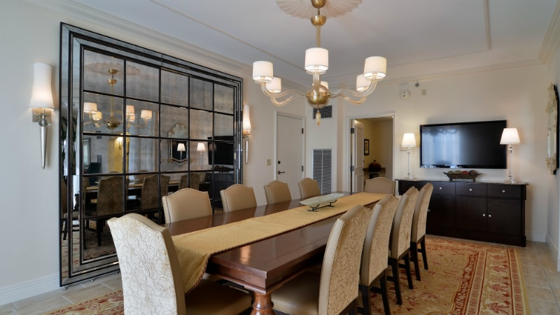 Governatore Suite at Loews Portofino Bay, Orlando