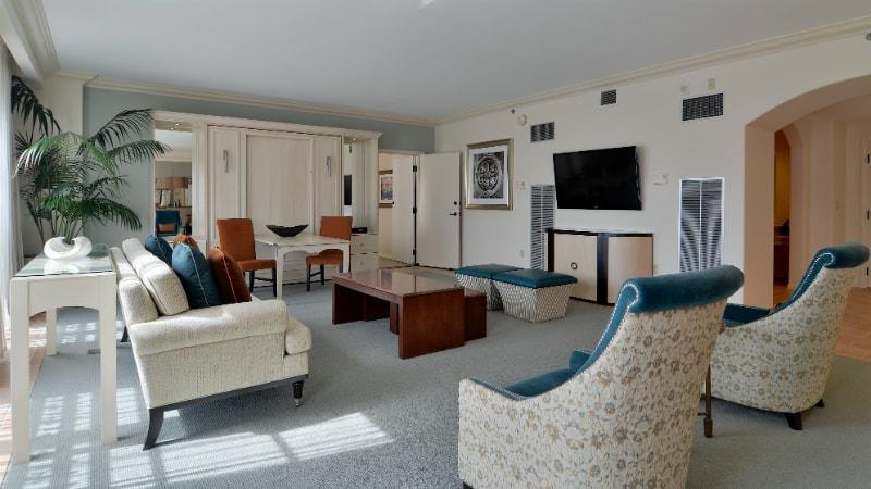 Hospitality Suite at Loews Portofino Bay, Orlando