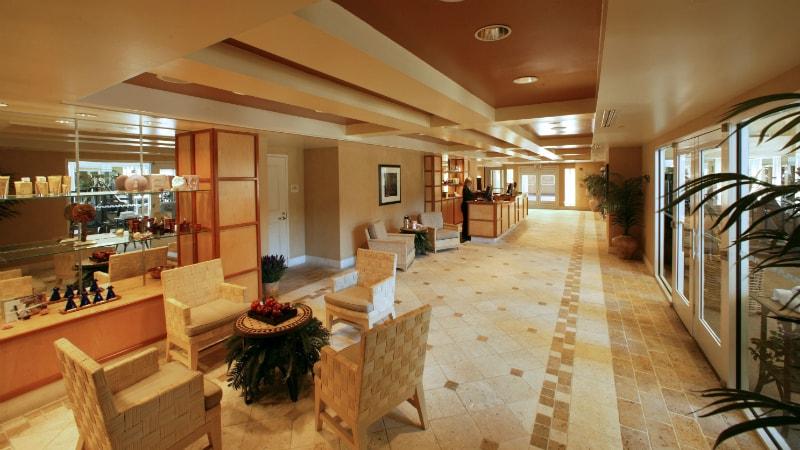 Mandara Spa Foyer at Loews Portofino Bay, Orlando