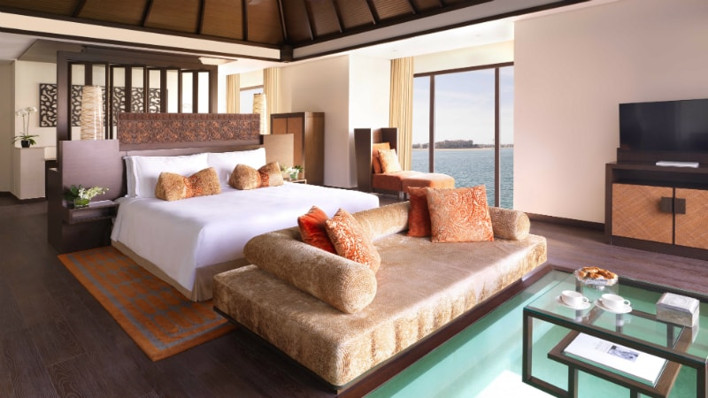 One Bed Over Water Villa at Anantara The Palm, Dubai